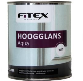 Fitex Hoogglans Aqua lak 2,5 liter