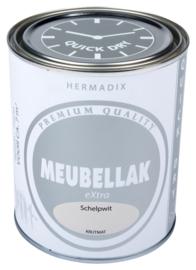 Hermadix Meubbellak Extra Schelpwit Krijtmat 750 ml