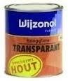 Transparant Hoogglans Blank 750 ml