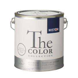 Histor The Color Collection Opal White 7510 2,5 liter