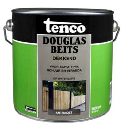 Tenco Douglas Beits Dekkend Antraciet 2,5 liter