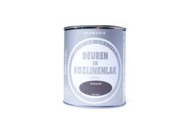 Hermadix Deuren en Kozijnenlak Antraciet Zijdeglans 750 ml
