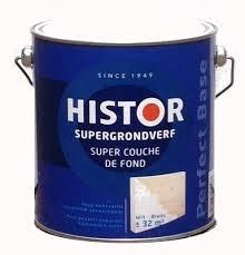Histor Perfect Base Supergrondverf Grijs 2,5 liter