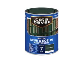 CetaBever Deur en Kozijn Meesterbeits Dekkend Cremewit 714 2,5 liter