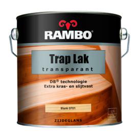 Rambo Trap Lak Transparant Blank 701 Zijdeglans 2,5 Liter