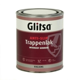 Glitsa Trappenlak Antislip Eiglans Intensief gebruik Kleurloos 750ml