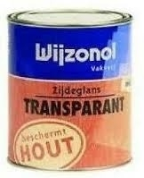 Transparant Zijdeglans Noten 3125 750 ml