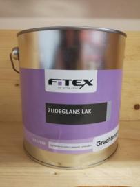 Fitex Zijdeglans Lak Grachtengroen 2,5 liter