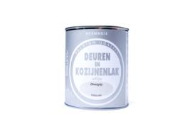 Hermadix Deuren en Kozijnenlak Zilvergrijs Zijdeglans 750 ml