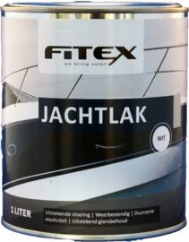 Fitex Jachtlak Dekkende kleuren 1 liter