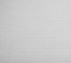 Fitex Glasweefselbehang Fijne Ruit Voorgesausd 81502-L 1x25 M