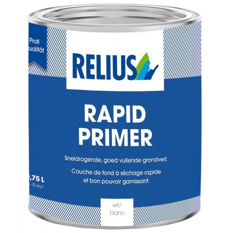 Relius Rapid Primer 2,5 liter