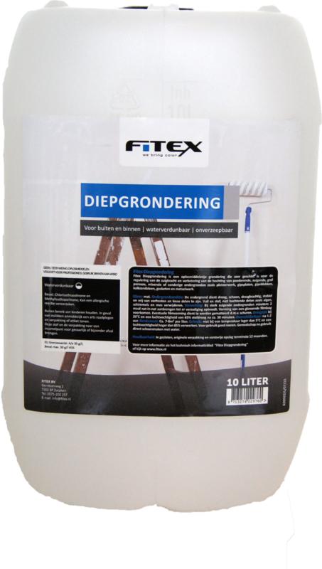 Fitex Diepgrondering / Voorstrijk 5 liter