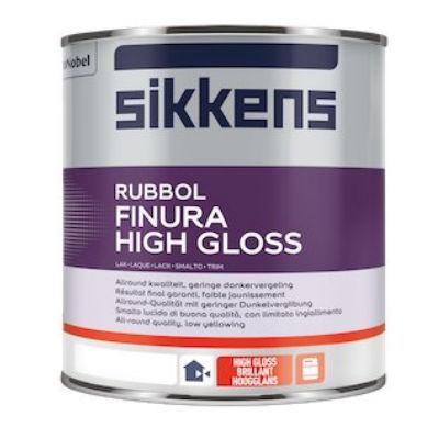 Sikkens Rubbol Finura High Gloss 5 liter