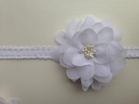 007 haarband grote bloem