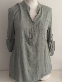 Blouse ster army