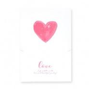 Sieradenkaart love