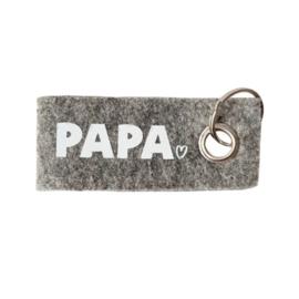 Sleutelhanger vilt papa