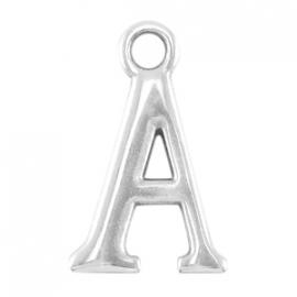 DQ metalen letter bedel A