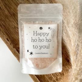 Badzout - happy ho ho ho to you !
