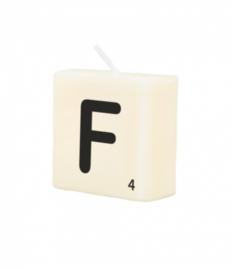 Letterkaarsje F