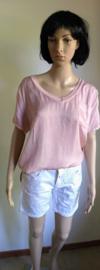 Shirt Roos roze