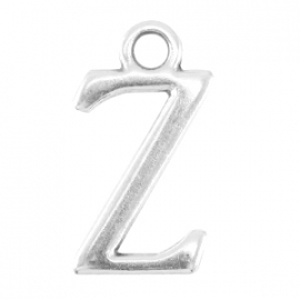DQ metalen letter bedel Z