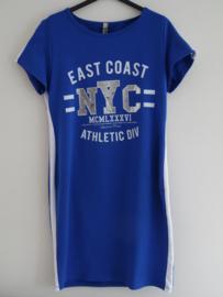 Jurkje East Coast kobalt blauw