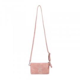 Bag summer star roze
