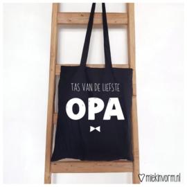 Tas van de liefste opa