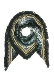 vierkante/driehoek sjaals