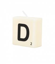 Letterkaarsje D