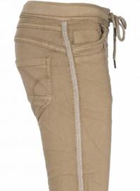 jogging jeans camel van Place du Jour