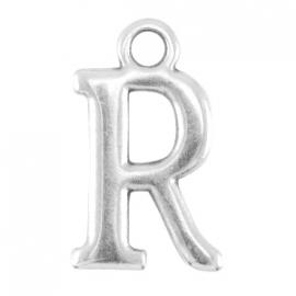 DQ metalen letter bedel R