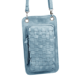 Tas Essentials blauw