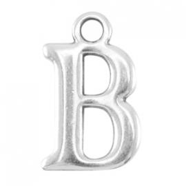 DQ metalen letter bedel B