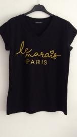 t shirt zwart Paris
