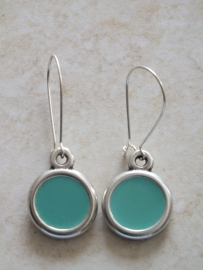 Mint green emaille