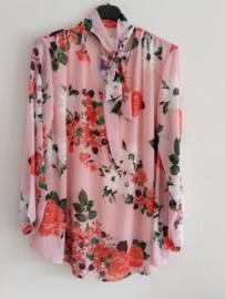 Top bloemen roze