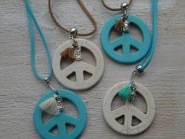 Lange ketting peace