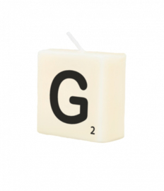 Letterkaarsje G