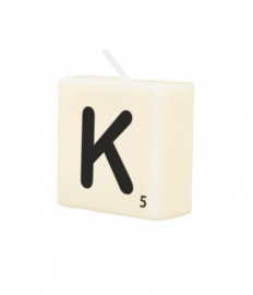 Letterkaarsje K