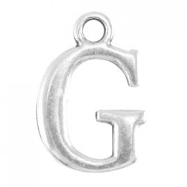 DQ metalen letter bedel G