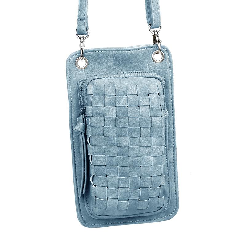 Tas Essentials blauw