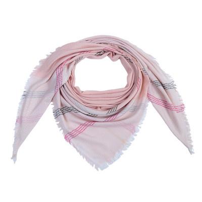 Sjaal dreaming roze