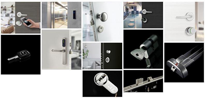 ISEO Cilinders en Sleutels