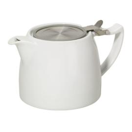 Theepot white-  600 ml