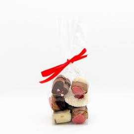 valentijnchocolade 150g