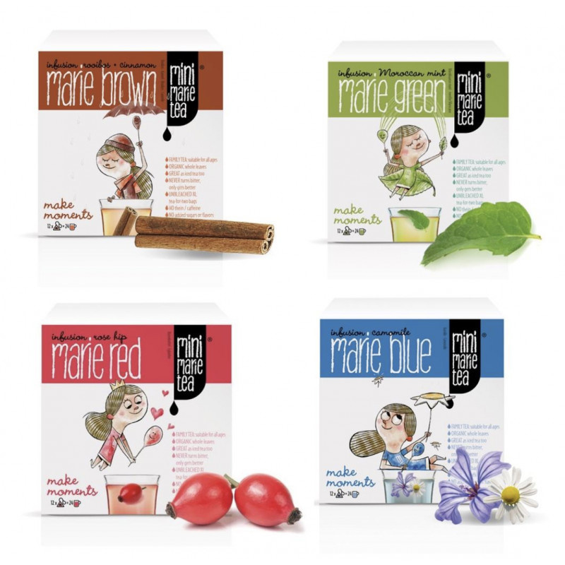 Mini MarieTea Starters pack
