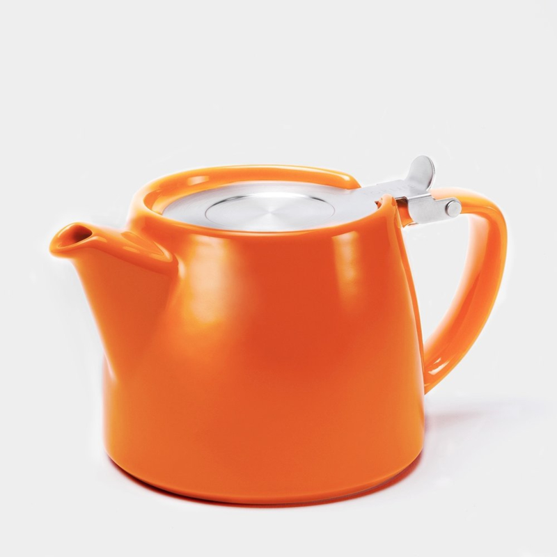 Stump Teapot FORLIFE 400 ml - oranje